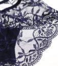 17 Women underwear bra suit Push Up Bra Set Sexy Deep v gather adjustment female lingerie Lace Bra and pants sets 75 B C Cup 1