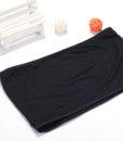 LNRRABC One Size Sexy Women Tube Tops Bandeau Thin Safety Crop Top Bra Underwear Anti Emptied Tank Top Strapless Stretch 4