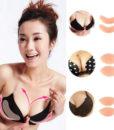 Free shipping 3 Types Women Silicone Gel Bra Insert Pads Breast Uplift Enhancer Push Up Padded Bra Bikini Swimwear invisible 4