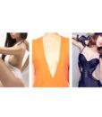1 Pair Silicone Nipple Cover Bra Reusable Pad Invisible Bra Chest Sticker Silicone Breast Chest Breast Petals Women P2 4