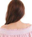 Closecret Women's Single Row of Rhinestone Bra Straps for Tube Dress(Silver, 1 Pair) 2